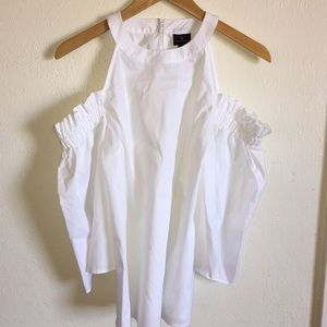 White top With Style!